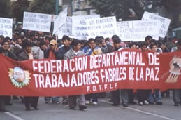 marcha fabriles