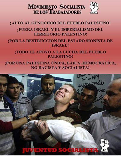 Por una Palestina Socialista