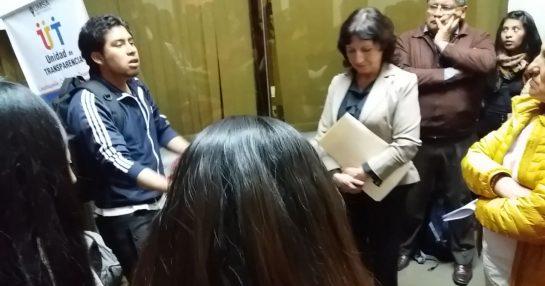 CONTINÚA LA LUCHA POR JORNADAS ACADÉMICAS DEMOCRÁTICAS EN TRABAJO SOCIAL