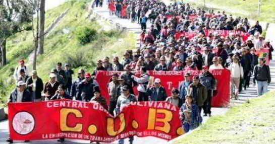 ¡ABAJO EL TARIFAZO Y LOS ATAQUES DEL GOBIERNO CONTRA EL PUEBLO TRABAJADOR!