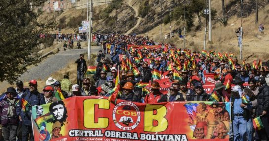 DERROTAR LA POLÍTICA CORRUPTA, ANTIOBRERA, ANTIPOPULAR Y PROIMPERIALISTA DEL MAS