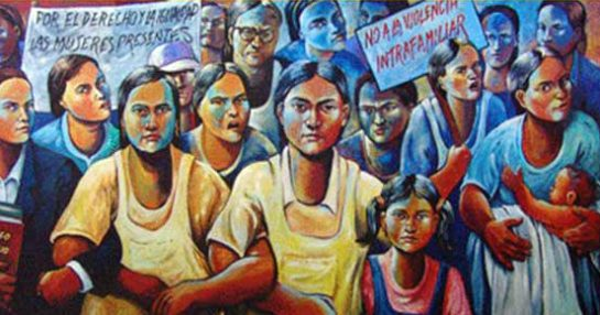 mujeres trabajadoras