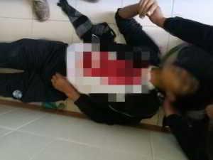 Jonathan Quispe asesinado en la lucha tras persecución policial.