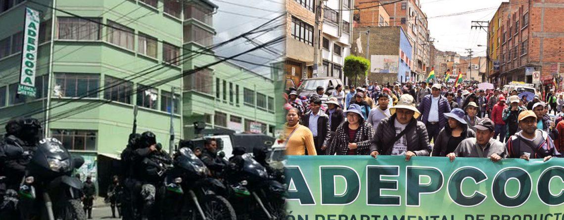 POLICIA Y ADEPCOCA