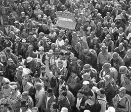 Este mes se cumplen seis años de la revolución que derrocó al gobierno de Gonzalo Sánchez de Lozada, en octubre de 2003.