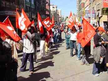 marcha Juvebtud Socialista