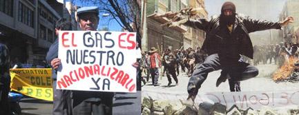 Bolivia octubre 2003: a doce años de la revolución