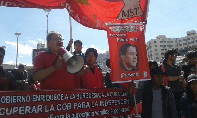 1º de Mayo de los trabajadores, internacionalista y de lucha
