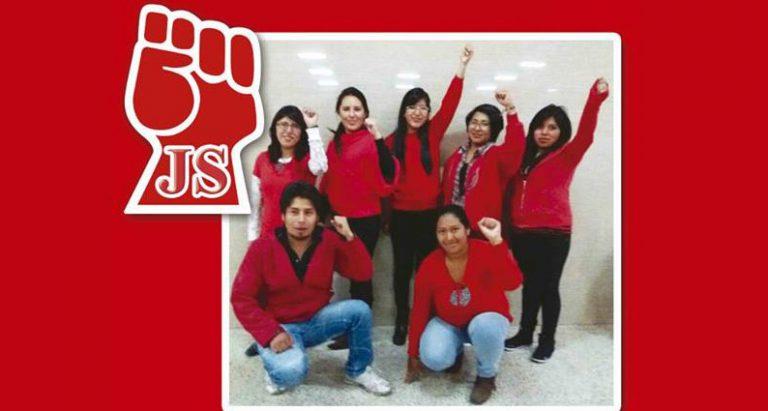 JS al Centro de Estudiantes de Trabajo Social