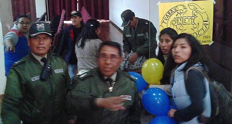 CARTA ABIERTA AL COMITÉ ELECTORAL DE TRABAJO SOCIAL