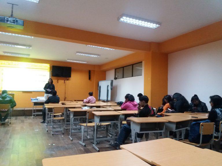 CECOM »PODER ESTUDIANTIL» 2015-17: UNA GESTIÓN ADAPTADA A LAS REGLAS ANTIDEMOCRÁTICAS Y CORRUPTAS