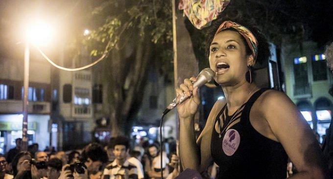 REPUDIAMOS EL ASESINATO DE MARIELLE FRANCO, LUCHADORA QUE COMBATIÓ LA MILITARIZACIÓN DE RIO DE JANEIRO