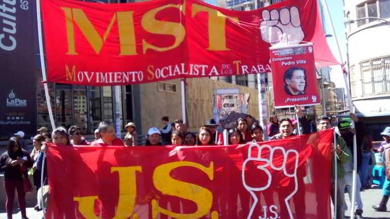 UN 1º DE MAYO OBRERO, REVOLUCIONARIO E INTERNACIONALISTA