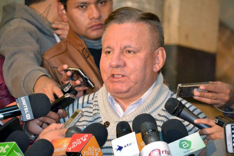 REPUDIO A LAS CALUMNIAS DEL VICEMINISTRO ALESSANDRI CONTRA LOS PIQUETES DE LA UPEA
