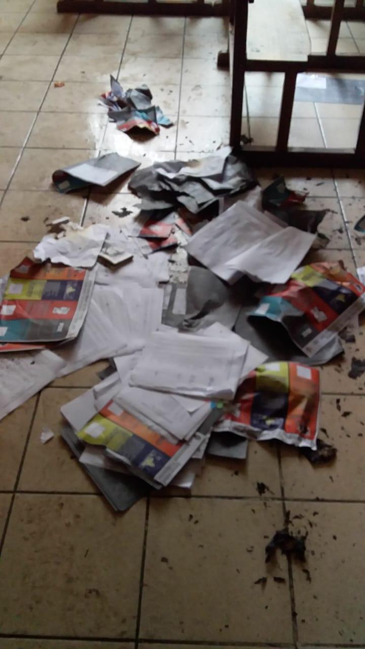 ¡ABAJO EL FRAUDE! POR NUEVAS ELECCIONES A LA FUL, DEMOCRÁTICAS Y TRANSPARENTES