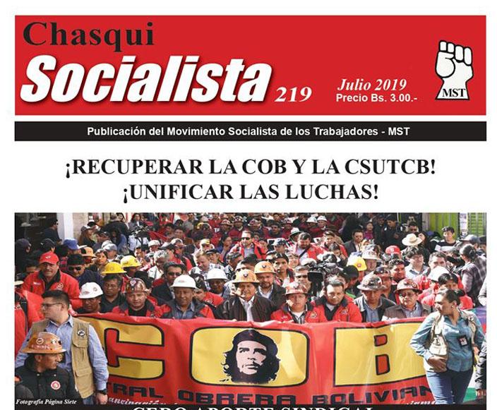 Chasqui Socialista Nº 219