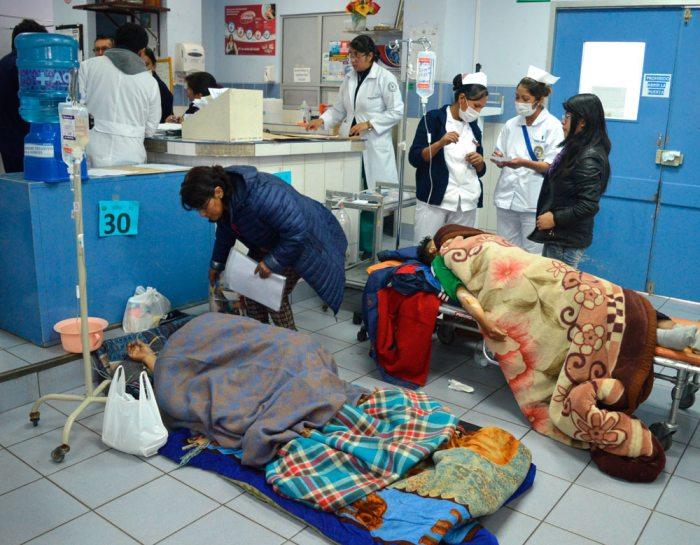 Bolivia: EN 14 AÑOS DEL GOBIERNO DEL MAS NO SE RESOLVIÓ LA CRISIS DEL SISTEMA DE SALUD PÚBLICA