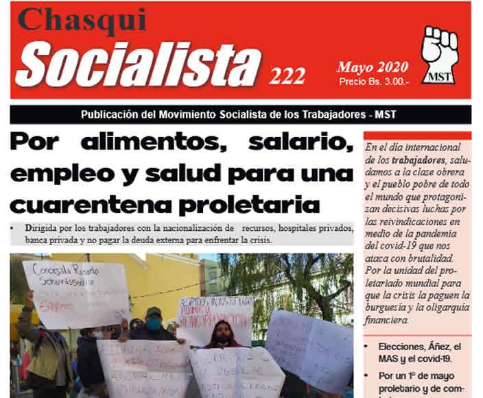 Chasqui Socialista 222