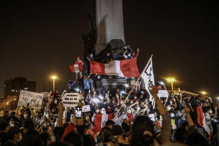 Perú: una revolución en curso. Que la CGTP y centrales obreras, campesinas y populares gobiernen