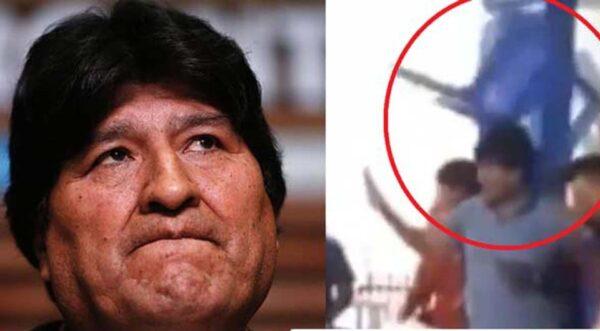 Del sillón presidencial al sillazo en la cabeza: rechazo a Evo hasta dentro del MAS